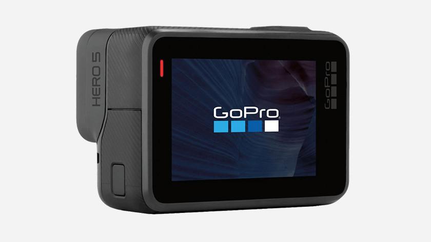 Bediening GoPro HERO 5
