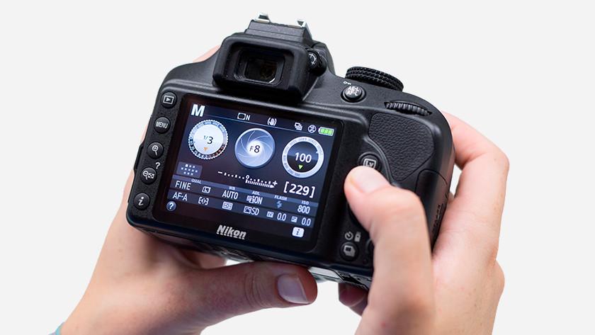 Photosensibilité D3400