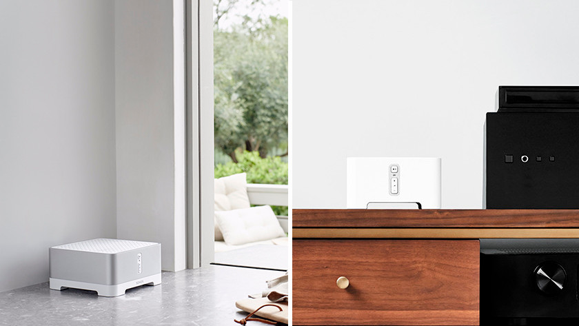 Sonos Connect of Connect:Amp