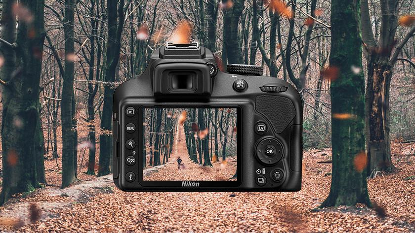 Beeldkwaliteit Nikon