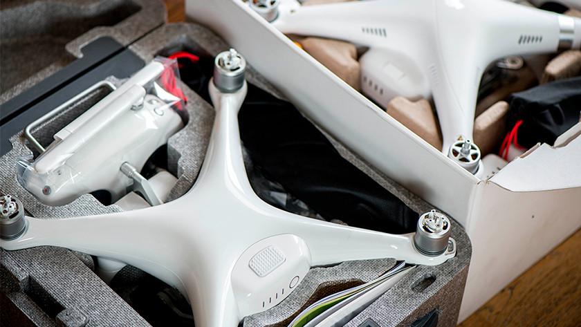 CE label drones