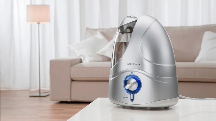 Ultrasone luchtbevochtiger Medisana