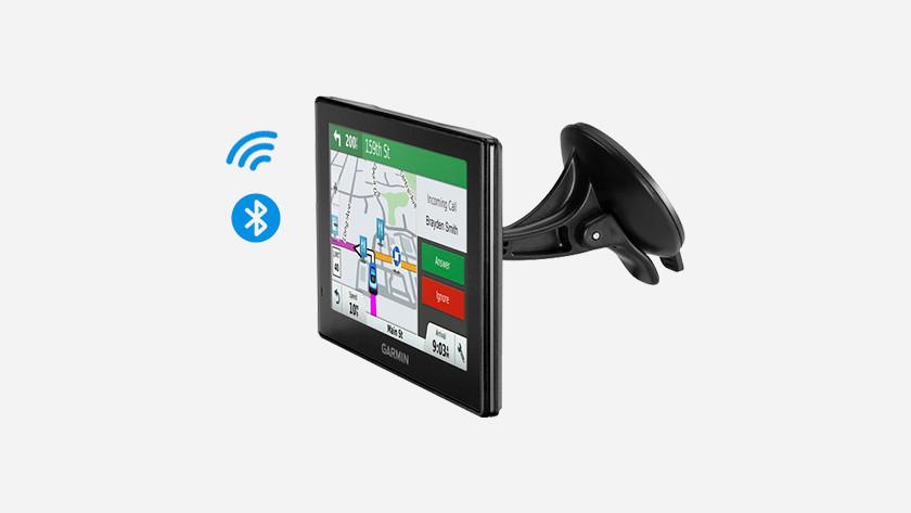 Garmin DriveSmart navigation system