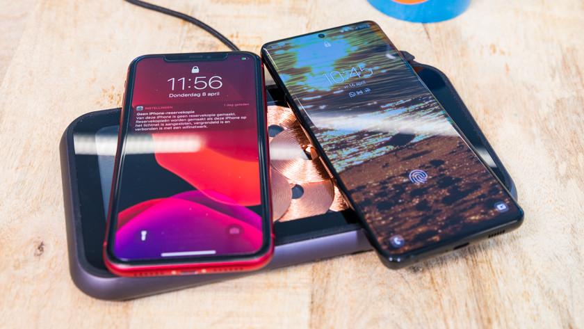 batterijduur mobiele telefoon