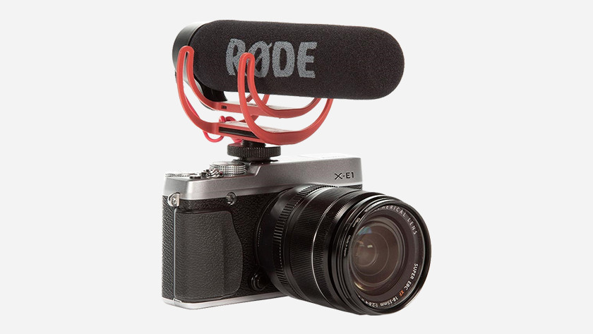 Vlog microphone
