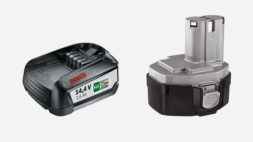 Taille et poids des batteries