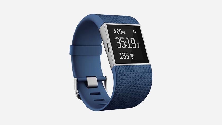 Fitbit Surge reset