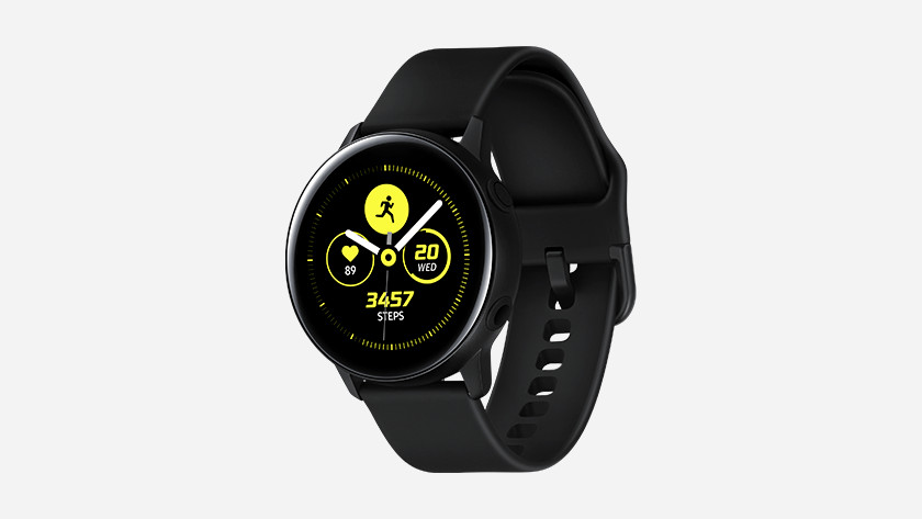 De Galaxy Watch Active