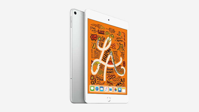 Écran de l'Apple iPad Mini 5