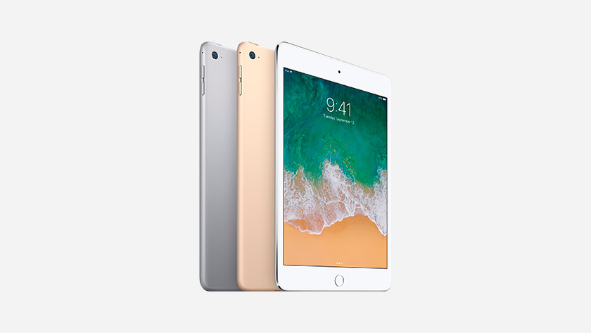 Finition Apple iPad Mini 4