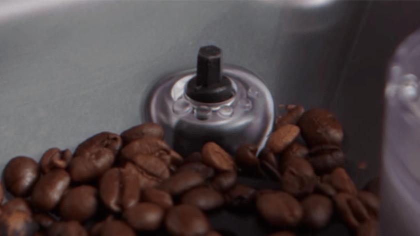 koffiesterkte aanpassen