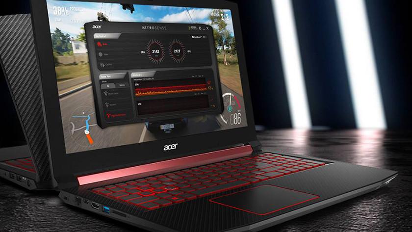 Acer Predator gaming laptop.