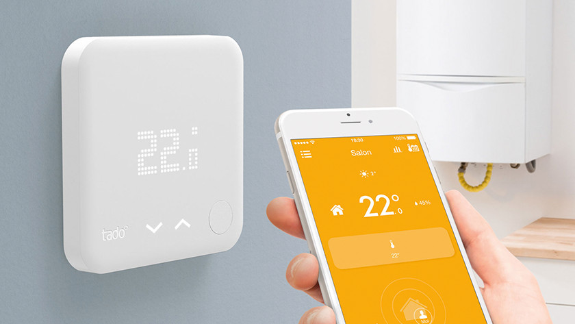 Apple HomeKit thermostaat