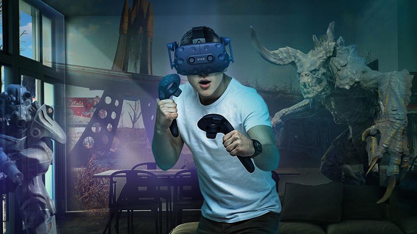 Vive Pro VR headset