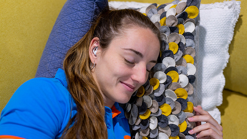 Draagcomfort Bose sleepbuds