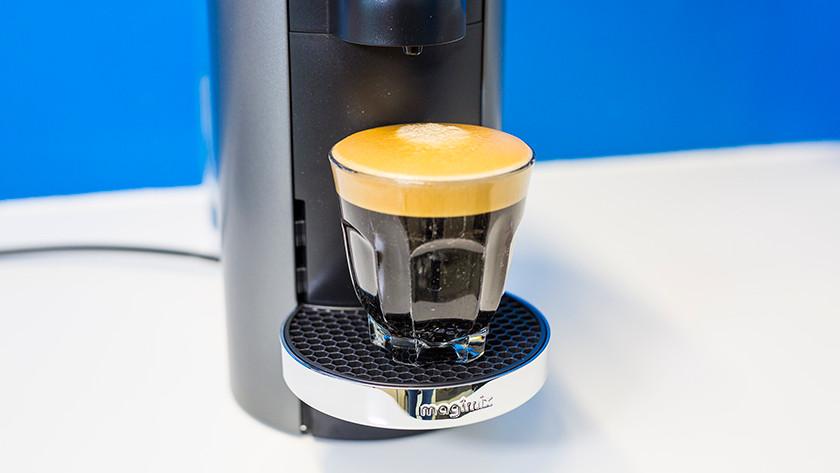 Hoe smaakt Nespresso Vertuo koffie?