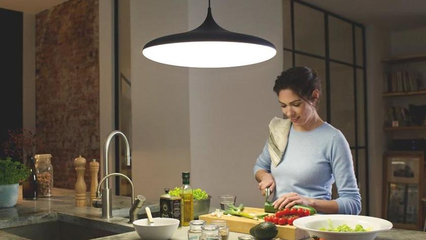 lamp keuken