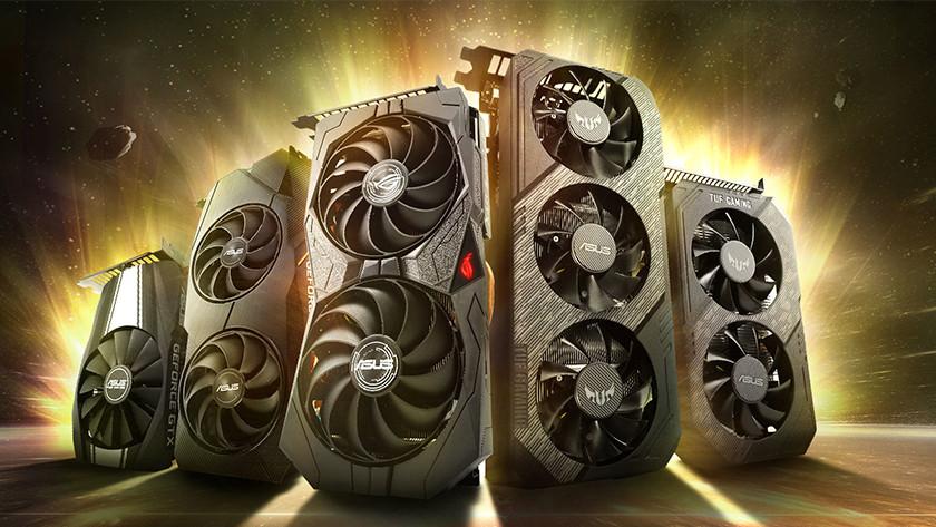 NVIDIA GeForce GTX videokaarten