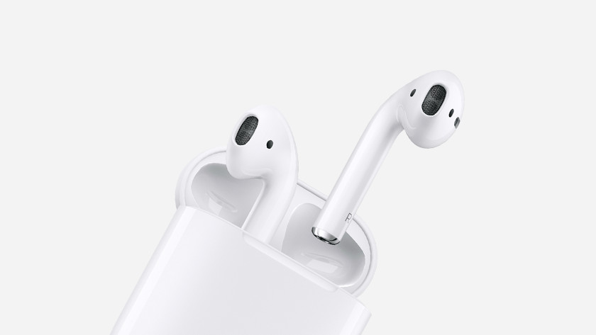 AirPods carrying comfort