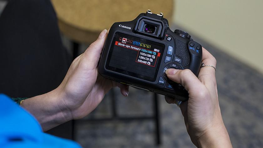 Beeldkwaliteit Canon EOS 2000D