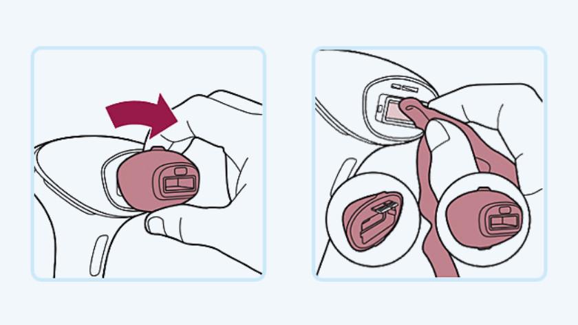 Je huid en apparaat verzorgen