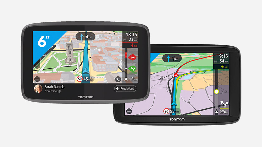 Navigation with smartphone or SIM