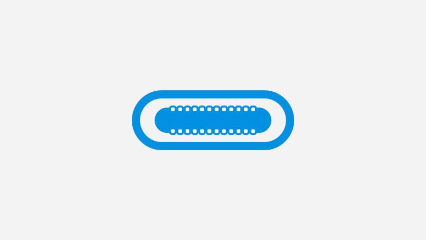 Connexion USB Type-C