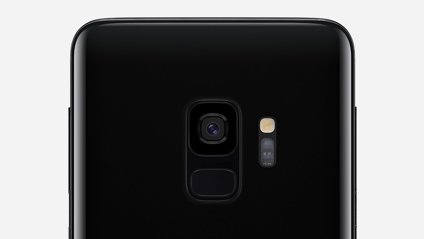 Samsung Galaxy S9 camera