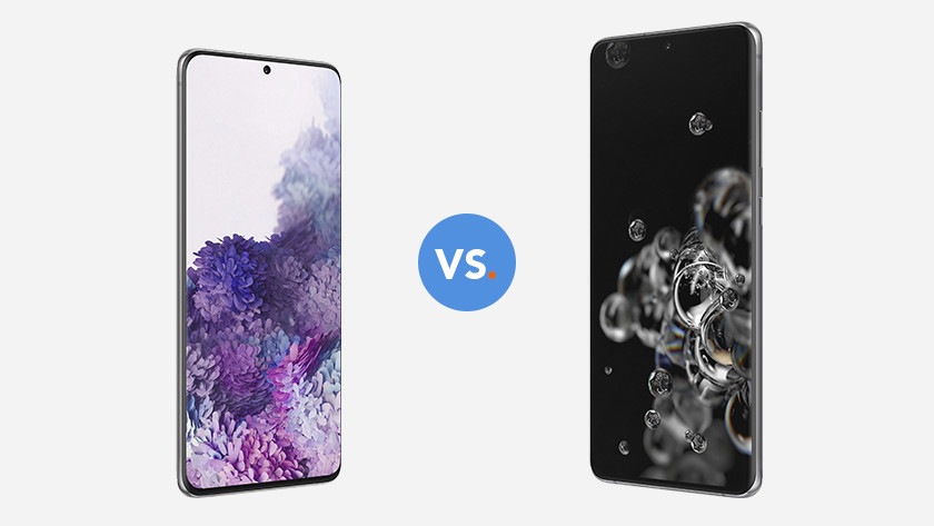 S20 Plus vs S20 Ultra