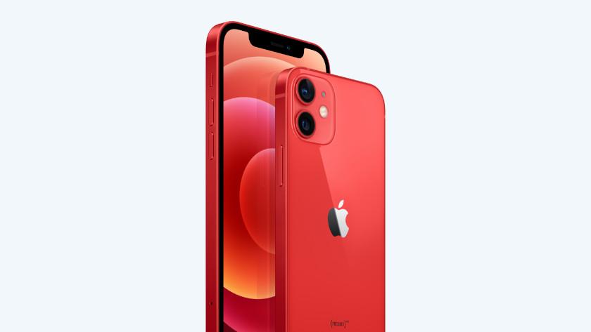 iPhone 12 en 12 mini