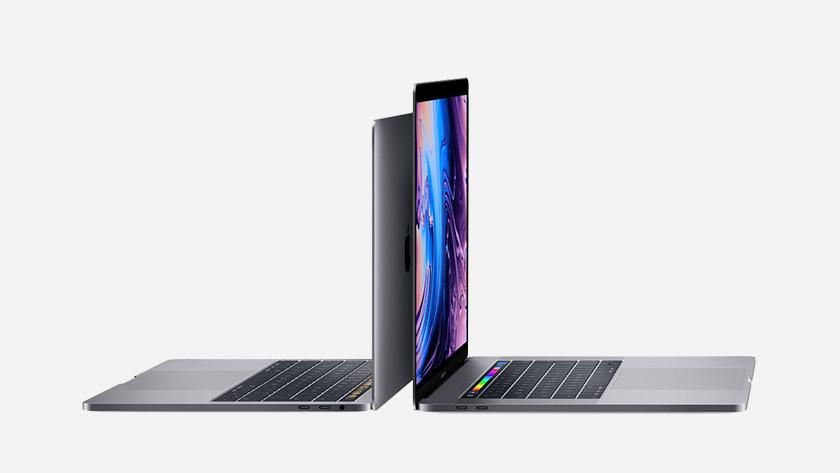MacBook werkgeheugen en opslag