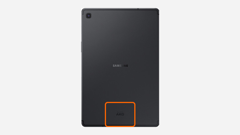 Serienummer Samsung tablet