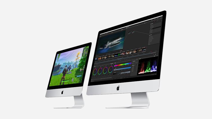 iMac de 21,5 pouces et iMac de 27 pouces