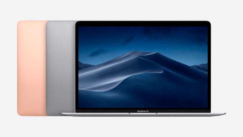 MacBook formaat kiezen