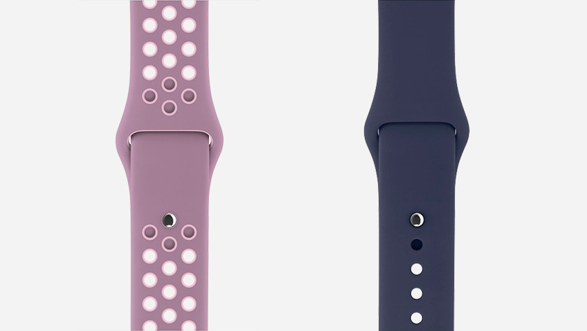 Bracelets en silicone pour Apple Watch