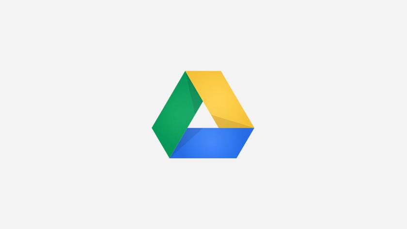 Icône Google Drive.