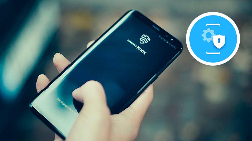 Samsung Knox Manage