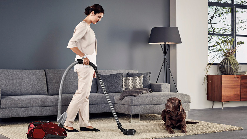 Pets vacuum