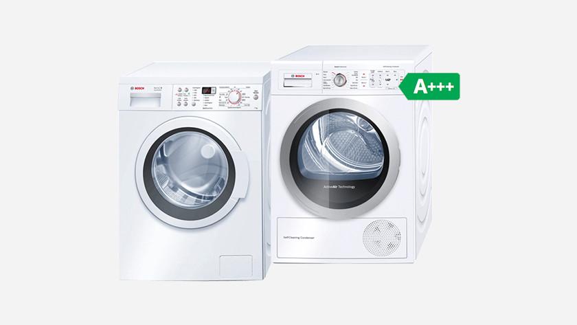 Sets de machine à laver et de sèche-linge