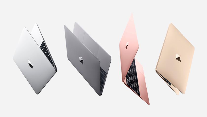 Les différentes couleurs de l'Apple MacBook 12 pouces