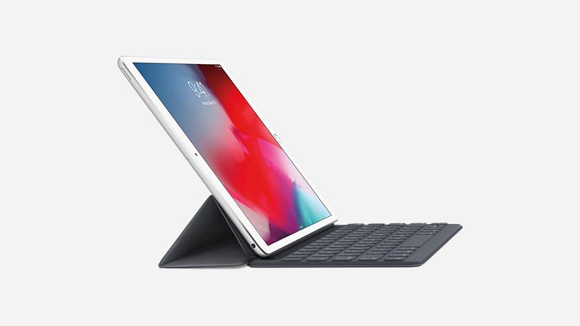 iPad Air 2019 with keyboard