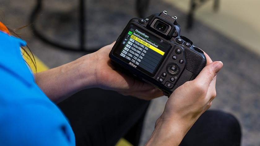 Beeldkwaliteit Nikon D3500