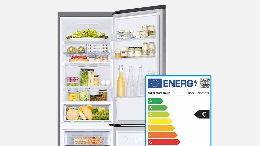 Energieverbruik koelkast