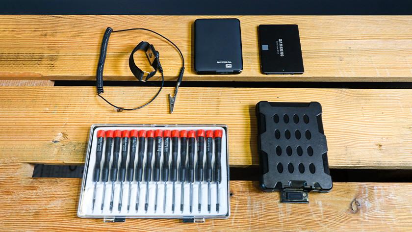 Que vous faut-il pour installer un SSD ?