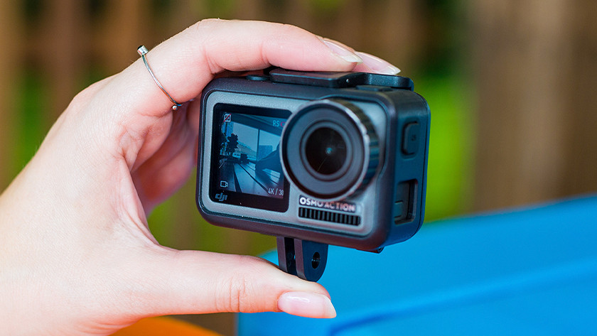 Connectiviteit DJI Osmo Action