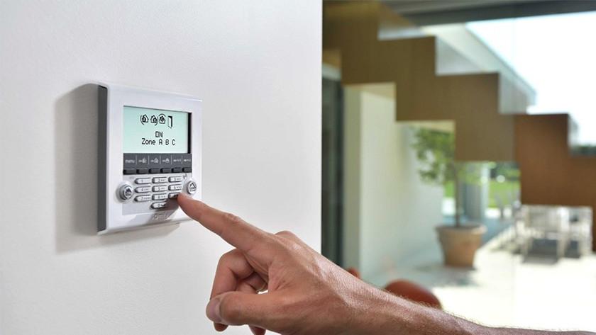 Somfy alarmsystemen