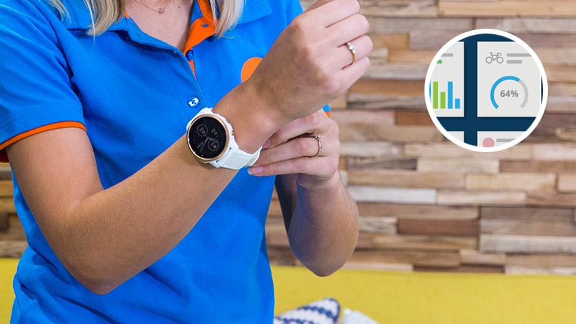 Software updaten smartwatch