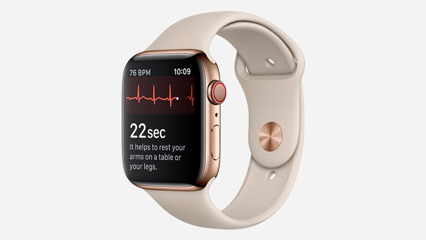 Entrainement sur fréquence cardiaque Apple Watch