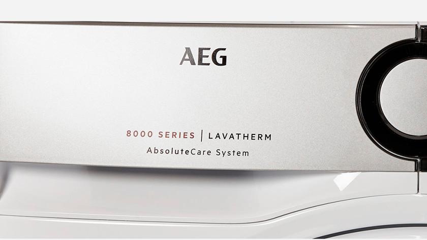 AEG 8000 dryer
