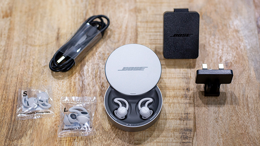 Bose Sleepbuds accessories